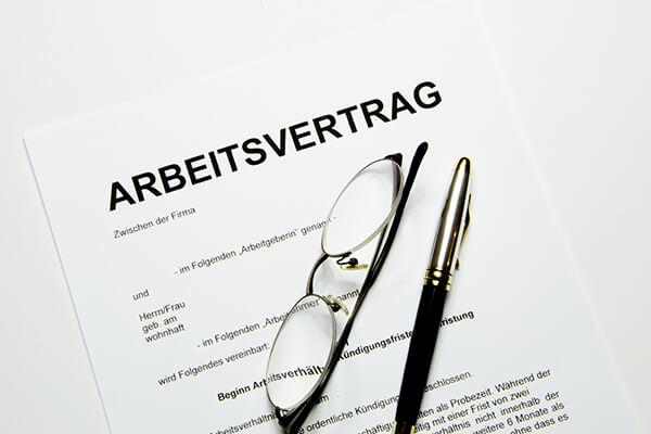 Arbeitsvertrag Im Handwerk Monteurunterkunftde