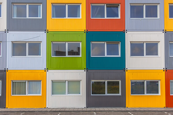 Wohncontainer für Monteure | Monteurunterkunft.de