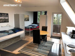 Bild 13 von restnest - Apartments in Bremen in Bremen - Apartment 12